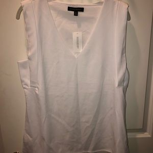 BANANA REPUBLIC blouse/shell.